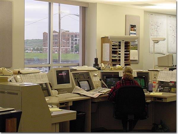 Des Moines Police and Fire Communications Section (dispatch).